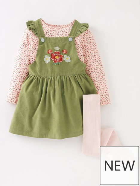 mini-v-by-very-girls-embroidered-cord-pinny-t-shirt-and-tights-set-khaki