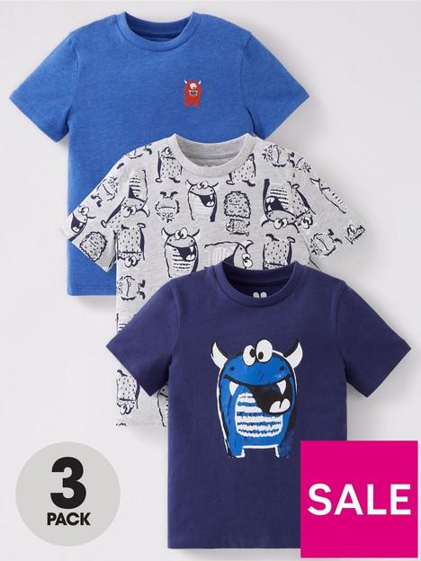 mini-v-by-very-boys-3-pack-monster-short-sleeve-t-shirts-multi
