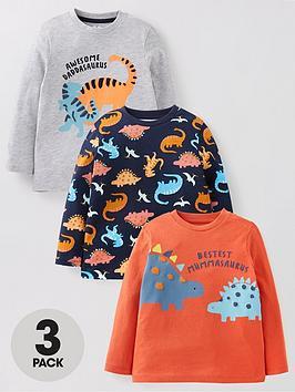 mini-v-by-very-boys-3-pack-dino-long-sleevenbspt-shirts-multi
