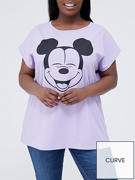 v-by-very-curve-mickey-mouse-t-shirt-lilac