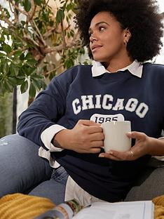 v-by-very-curve-varsity-front-print-relaxed-crew-neck-sweat-navynbsp