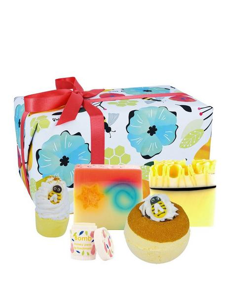 bomb-cosmetics-bee-autiful-bath-bomb-gift-set