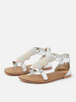 accessorize-girls-shell-beaded-sandals-multi
