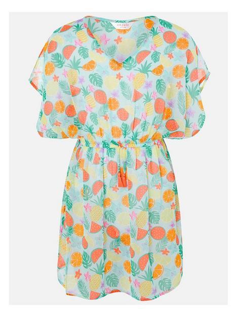 accessorize-girls-fruit-printed-kaftan-multi