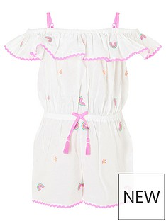 accessorize-girls-white-rainbow-playsuit-white