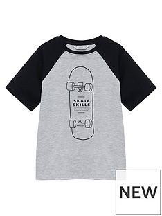 mango-boys-skateboard-short-sleeve-t-shirt-grey