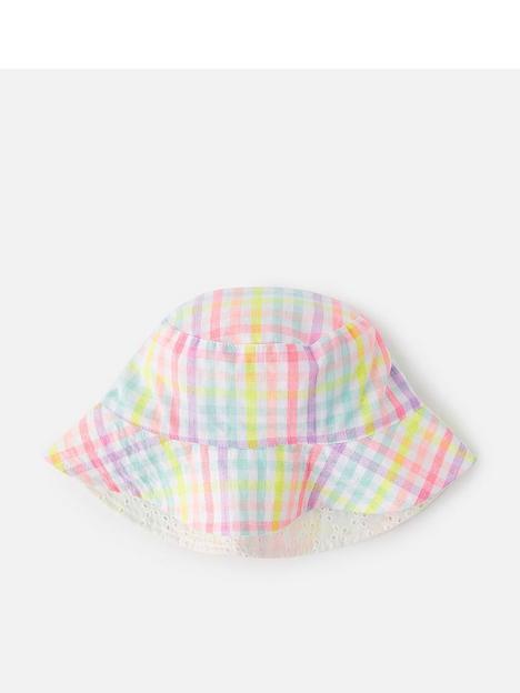 accessorize-girls-check-reversible-hat-multi