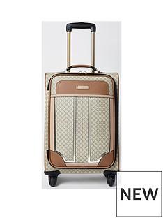 river-island-monogram-suitcase