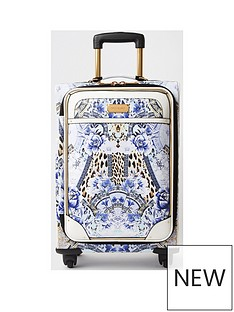 river-island-leopard-print-suitcase-blue