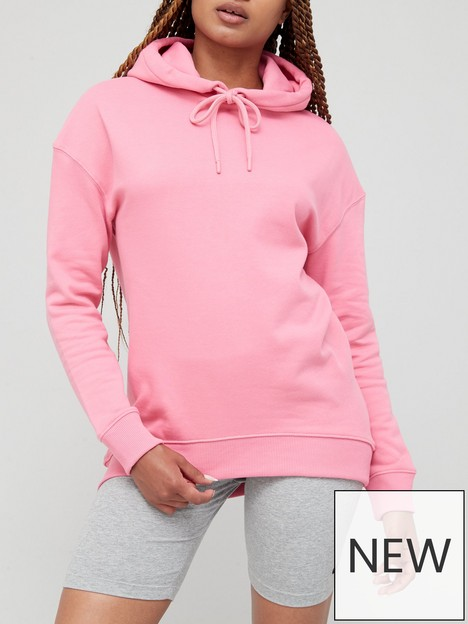 v-by-very-oversized-hoodie-coral