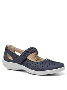hotter-quake-il-extra-wide-fit-flat-shoes-indigo