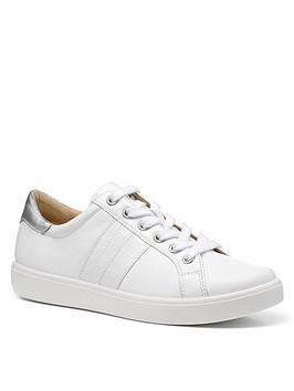 hotter-switch-wide-fit-trainers-white