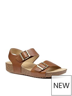 hotter-tourist-il-extra-wide-fit-sandals-tan