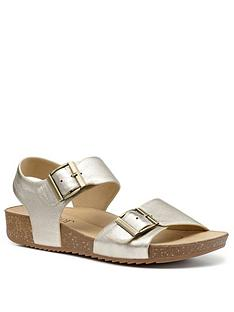 hotter-tourist-ii-wide-fit-sandals-goldnbsp