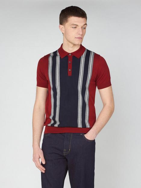 ben-sherman-mod-stripe-polo