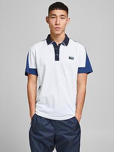 jack-jones-small-logo-contrast-sleeve-polo-shirt-whitenbsp