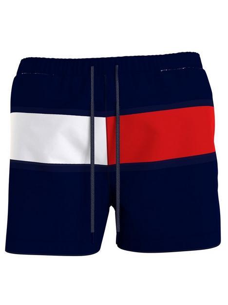 tommy-hilfiger-core-flag-swim-shorts