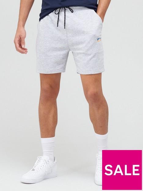 jack-jones-logo-jersey-shorts-light-grey