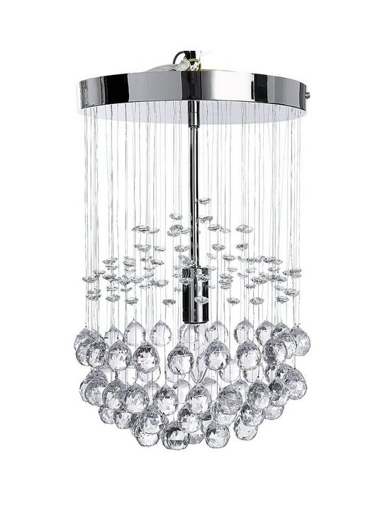 Denver ceiling light chrome very aloadofball Choice Image