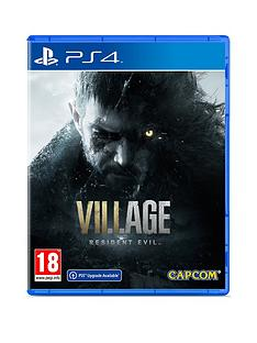 playstation-4-resident-evil-village