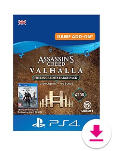 playstation-assassins-creed-valhalla-helix-credits-4200-digital-download