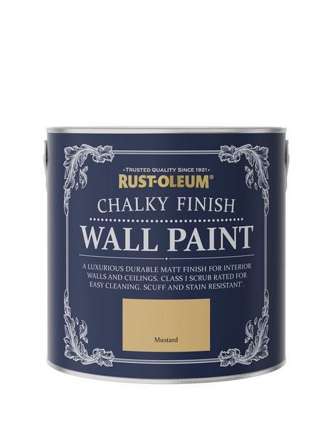 rust-oleum-rust-oleum-chalky-wall-paint-mustard-25l