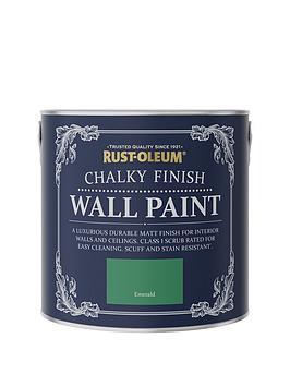 rust-oleum-rust-oleum-chalky-wall-paint-emerald-25l