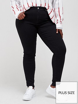 tommy-jeans-curve-tjw-melany-ultra-high-supernbspskinny-jean-black