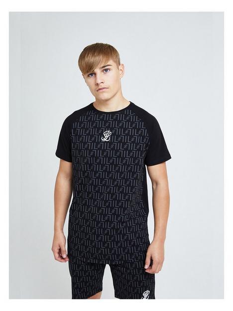 illusive-london-illusive-london-boys-elite-short-sleeve-raglan-t-shirt