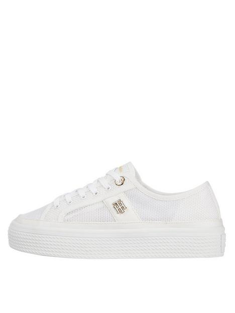 tommy-hilfiger-mesh-lace-up-trainer-white