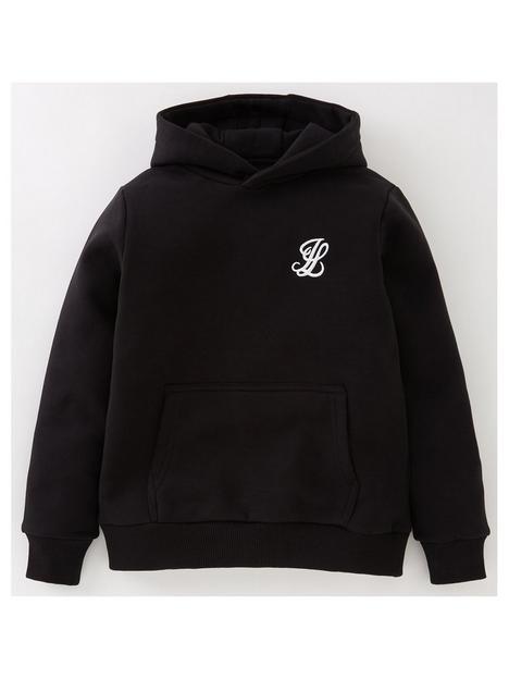 illusive-london-boys-core-pullover-hoodie-black