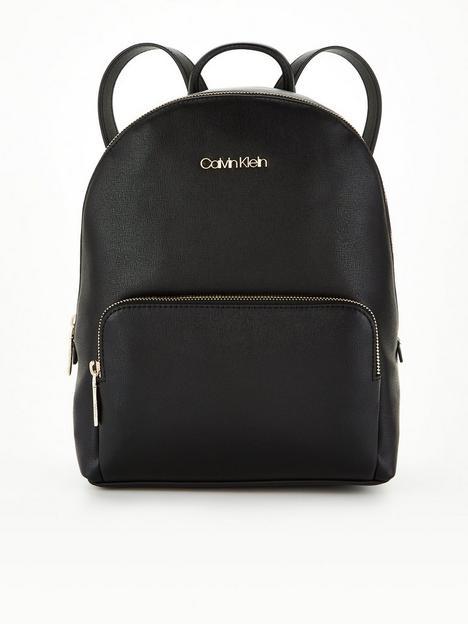 calvin-klein-campus-backpack-black