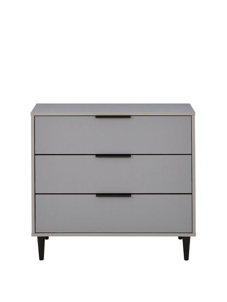 ashley-3-drawer-chest-grey
