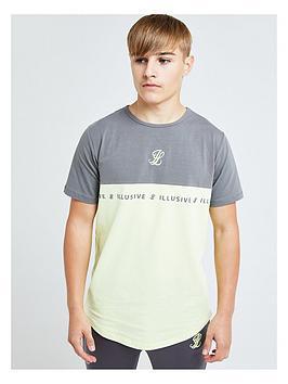 illusive-london-illusive-london-boys-blaze-colourblock-short-sleeve-t-shirt