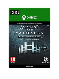 xbox-assassins-creed-valhalla-medium-helix-credits-pack
