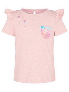 monsoon-girls-sequin-pocket-tee-pink