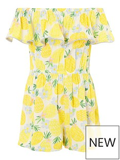 monsoon-girls-sew-pineapple-culotte-playsuit-yellow