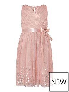 monsoon-girls-lana-sequin-dress-pink