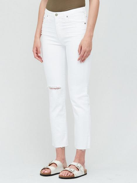 ag-jeans-the-isabelle-high-rise-straight-crop-jeans-white