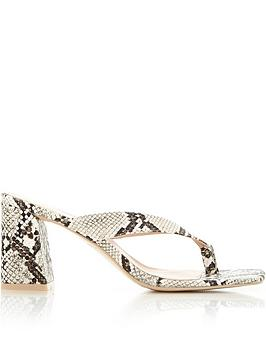 kat-maconie-le-clique-akita-faux-snake-heeled-sandalsnbsp--multi