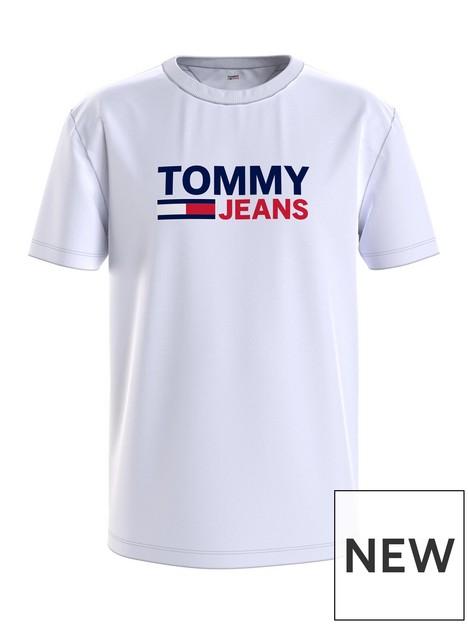 tommy-jeans-tjm-corp-logo-t-shirt-white