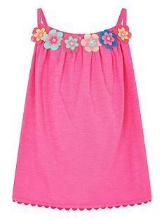monsoon-girls-fiesta-flower-cami-pink