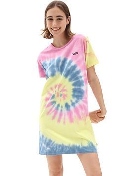 vans-spiraling-t-shirtnbspdress-tie-dye