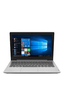 Lenovo Ideapad 1 Laptop - 11.6In Hd, Intel Celeron N4020, 4Gb Ram, Microsoft Office 365 Personal (1 Year) Included, Optional Norton 360 (1 Year) - Grey - Laptop + Norton 360 1 Year