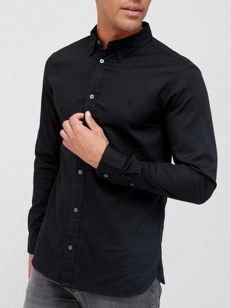 allsaints-hawthorne-long-sleeve-shirt-black