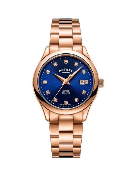 rotary-rotary-blue-date-dial-rose-tone-bracelet-watch