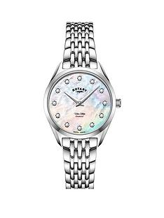 rotary-rotary-pink-dial-stainless-steel-bracelet-watch