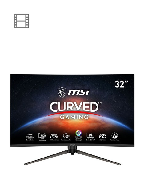 msi-optix-ag321cr-315-inch-full-hd-1ms-165hz-amd-freesync-curved-1500r-gaming-monitor