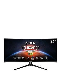 msi-optix-mag342cqrv-34-inch-quad-hd-1ms-100hz-amd-freesync-curved-1500r-gaming-monitor