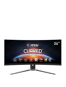 msi-optix-mpg-artymis-343cqr-34-inch-quad-hd-1ms-165hz-amd-freesync-curved-1000r-gaming-monitor